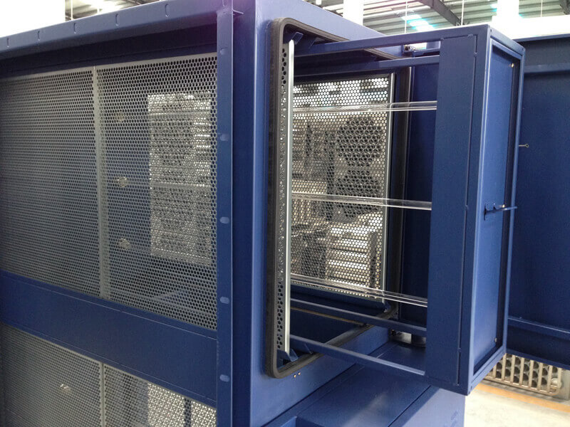 מערכות לניטרול ריחות דגם UV-C