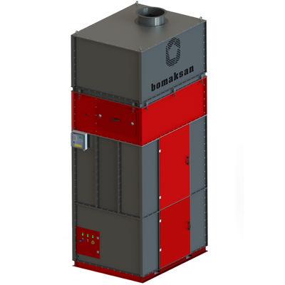 מערכת סינון אבק קומפקטית דגם PKF-C