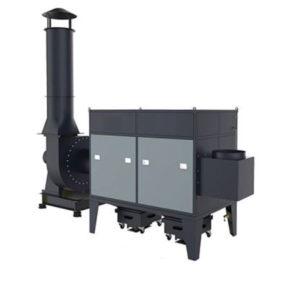 מערכות סינון לעשן ואבק מסדרת JCD