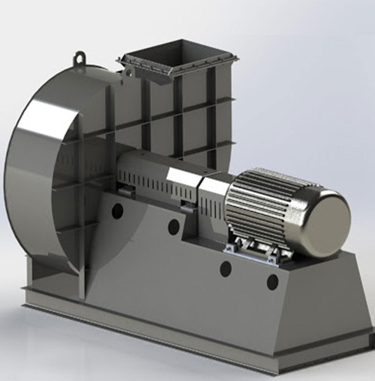 קרגל – מערכת סינון אבק דגם JCD-185