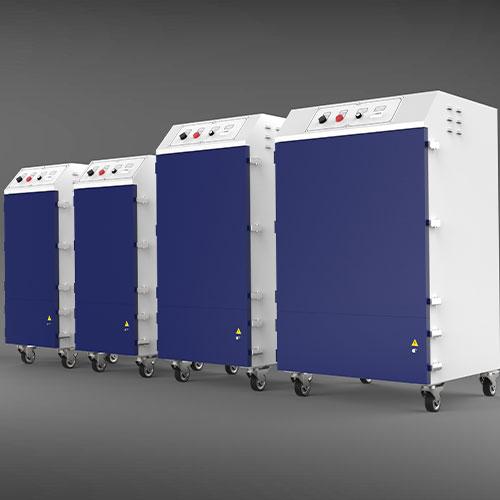 מערכות ספיחה מסדרת JWL-800C ,JWL1600C לטיפול בריח ו-VOC