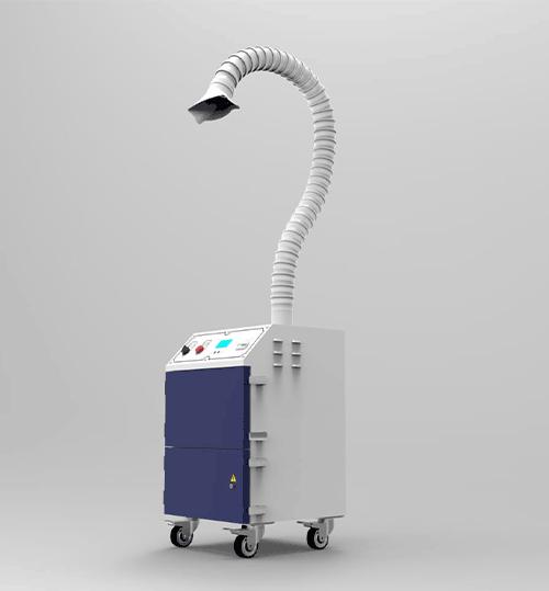 מערכות סינון למרפאות שיניים